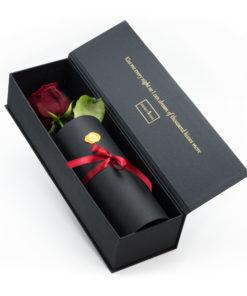 Thousand kisses red rose cvetni aranžman